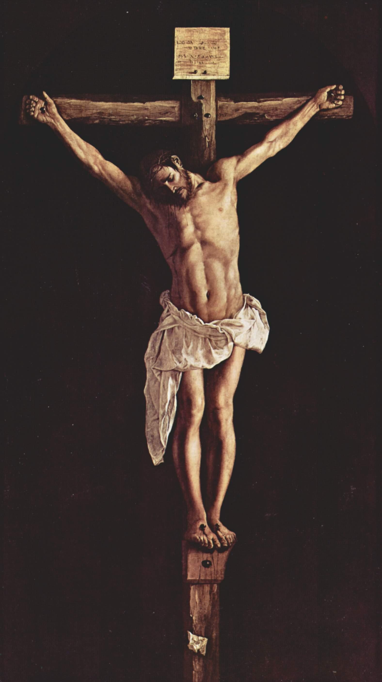 Francisco Zurbarán, Crucifixion