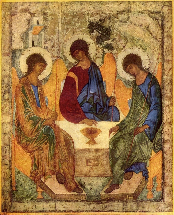 Title: Holy Trinity [Click for larger image view]