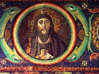 St. Vitale - Christ.