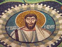 St. Vitale - Thaddaeus (Jude).