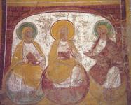 St. Savin - Apostles in Glory.