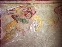 St. Savin - War of Michael and the Dragon.