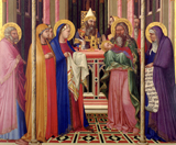 Presentation of Jesus in the Temple.  Lorenzetti, Ambrogio, 1285-approximately 1348  Click to enter image viewer  Use the Save buttons below to save any of the available image sizes to your computer.