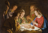 Adoration of the Shepherds.   Click to enter image viewer  Use the Save buttons below to save any of the available image sizes to your computer.