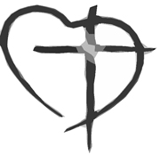 Heart with Cross.