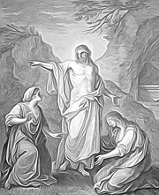 The Macklin Bible -- Christ Appearing to the Marys.  Kauffmann, Angelica, 1741-1807 ; Bartolozzi, Francesco, 1727-1815  Click to enter image viewer  Use the Save buttons below to save any of the available image sizes to your computer.