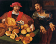 Rich and Poor, or, War and Peace.