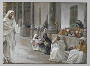 He Who is of God Hears the Word of God.