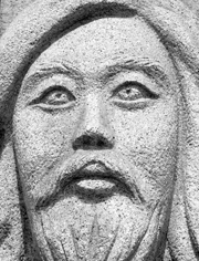 Head of Jesus.