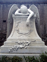 Angel of Grief.
