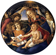 Madonna of the Magnificat.