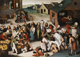 Seven Acts of Mercy.