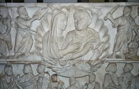 Roman Sarcophagus; Donors.