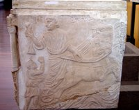 Abduction of Elijah.