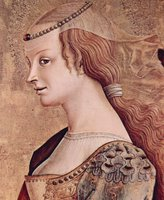 Mary Magdalene, detail.