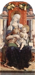 Madonna Enthroned.