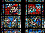 Clermont-Ferrand stained glass.