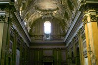 Il Gesu - Ceiling Painting.