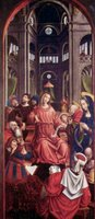 Christ Teaching in the Temple.