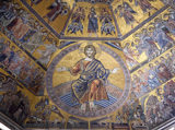 Christ in Judgment.