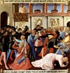 Massacre of the Innocents in Bethlehem.