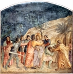 Betrayal and Arrest of Christ.