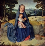 Flight into Egypt.