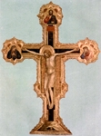 Crucifix.