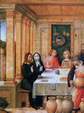 Marriage at Cana.