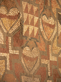 Mosaic from Lullingstone Villa.   Click to enter image viewer  Use the Save buttons below to save any of the available image sizes to your computer.