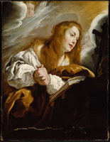 Saint Mary Magdalene Penitent.