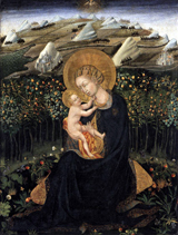 Madonna of Humility.