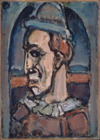 Profile of a Clown.