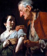 Old Man and a Child.