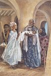 Presentation of Jesus in the temple.