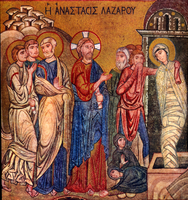Raising of Lazarus.