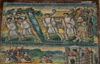 Procession of the Ark.