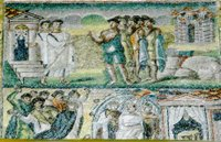 Rebellion against Moses and Aaron-Santa Maria Maggiore.