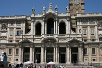 Facade-Santa Maria Maggiore.