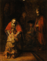 The Return of the Prodigal Son.