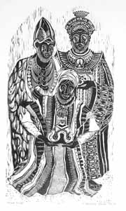 Three More Kings.  Fortt, Annette Gandy  Click to enter image viewer  Use the Save buttons below to save any of the available image sizes to your computer.