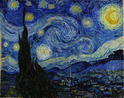 Starry Night.