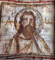 Christ with Beard.