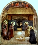 Adoration of the Child.