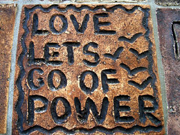 Love Lets Go of Power.