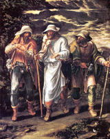 Walk to Emmaus.