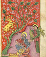 Sacrifice of Isaac.