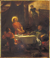 Disciples at Emmaus.