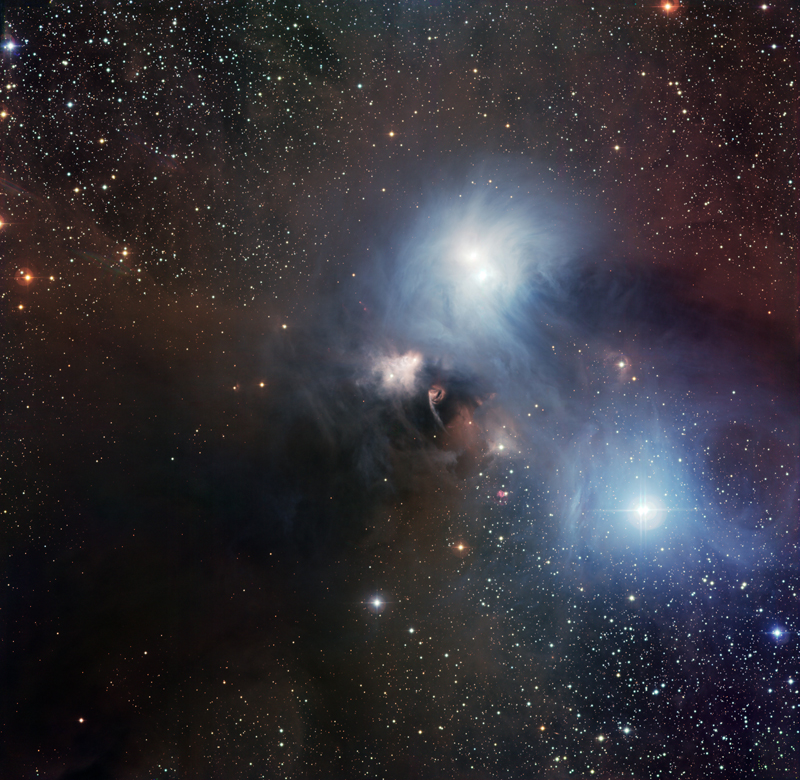 Title: R Coronae Australis [Click for larger image view]