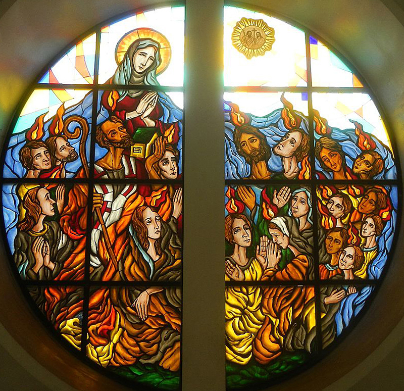 Title: Pentecost [Click for larger image view]